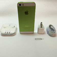 Apple iPhone 5s - 16GB - CUSTOM  Green (Unlocked ) LTE Smartphone