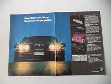 advertising Pubblicità 1986 BMW 324 D