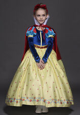 Disney Princess SNOW WHITE COSTUME - Cosplay children Christmas party tutu dress