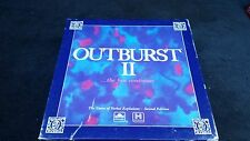 Vintage OUTBURST II Game - The Game Of Verbal Explosions - Hersch & Company