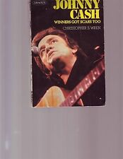 Johnny Cash: Winners Got Scars Too Book