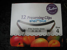 Fowlers Vacola  Preserving Clips size 4  BRAND NEW
