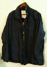 Rothco Field Jacket , Medium, M-65 , Navy Blue , Preowned