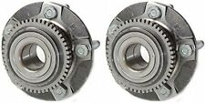Hub Bearing Assembly for 1997 Ford Mustang Fits ALL TYPES Wheel-Front Pair