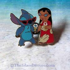 Disney Lilo & Stitch Hawaiian Shaved Ice Pin (UM:24045)
