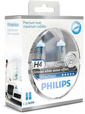 Philips whitevision h4 premium + 2 w5w BVU 12342 whvsm +++ offre +++ NEUF
