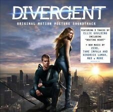 Soundtrack - Divergent: Original Motion Picture Soundtrac USA Shipping Included