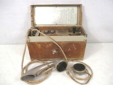 WWII Era Japanese Army Portable Field Telephone - Original