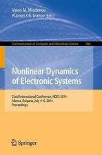 Communications in Computer and Information Science: Nonlinear Dynamics of...