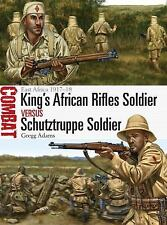 Combat: King's African Rifles Soldier vs Schutztruppe Soldier : East Africa...