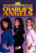 Charlie's Angels: The Complete Fifth Season (DVD, 2013, 4-Disc Set)