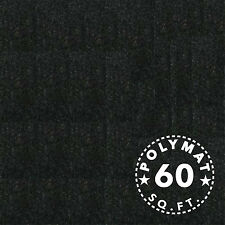 Black Felt 60sqft, 15ftX4ft W roll Crafts holiday decorations Costumes Fabric