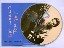 Paul McCartney (Beatles) World Tonight UK Picture Disc