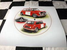 BMC Rally Mini Cooper Paddy Hopkirk Rac Monty Carlo fantástica foto de impresión