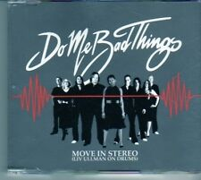 (DO430) Move In Stereo (Liv Ullman On Drums) - Digital Release- 2005 CD
