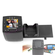 "5MP 35mm Slide Negative Photo to Digital Film Converter Viewer Scanner 2.4"" LCD"