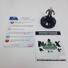 Heroclix Captain America: Civil War set Ant-Man #005 Gravity Feed figure w/card!