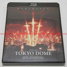 New BABYMETAL LIVE AT TOKYO DOME Regular Edition 2 Blu-ray Japan TFXQ-78150 EMS