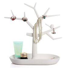 Jewelry Necklace Ring Earring Tree Stand Display Organizer Holder Show Rack DI