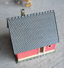 Vintage 1960s HO Scale Small Cottage House Building