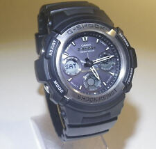 G-Shock Casio Watch AWG-100 Ana-Digi / Tough Solar / Multiband 5