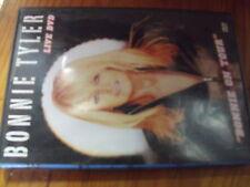 µ? DVD Bonnie Tyler Live Bonnie on Tour