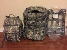 MOLLE II Large rucksack, Assualt Pack and Frame set ACU