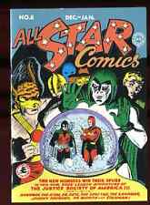 ALL STAR COMICS 8 1st WONDER WOMAN MINI COMIC NM PROMO GIVEAWAY DC RARE