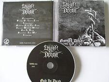 Legion of Doom - God Is Dead(Cd, 2005)