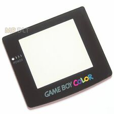 New GLASS Game Boy Color Screen Lens Replacement Cover GameBoy Colour GBC