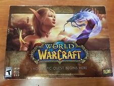 World of Warcraft: Battlechest 5 2014 (PC / Windows / Mac) Brand New - Sealed