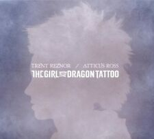 TRENT AND ROSS,ATTICUS REZNOR - THE GIRL WITH THE DRAGON TATTOO 3 CD NEW+