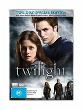Twilight Special Edition DVD 2009 2 Disc Set