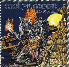 WOLFS MOON BLACK KNIGHT LEGACY CD HEAVY METAL GRAVE DIGGER RAWHEAD REXX WARHEAD