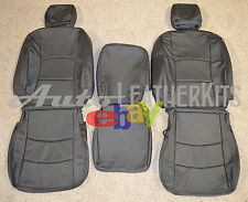 2009 - 2012 Dodge Ram Crew Cab Leather Seat Upholstery Covers KATZKIN NEW