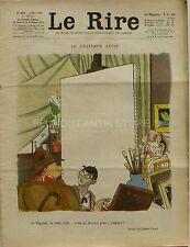 Le Rire n°535 - 1929 - Journal humoristique - Falké - Artèche - Tyl - Fabiano -