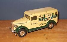 Matchbox Yesteryear Y12 GMC Baxters Preproduction Transfers Open Numberplate