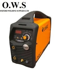 Jasic Pro 200 Ac/dc Digital Mini Tig Welder-Libre Tig Dedo