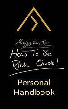 How to Be Rich Quick by Mark Tyson (2015, Paperback)