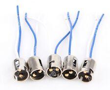 5PCS Socket Xenon Ampoule voiture LED connecteur Extension S25 1157/BA15D