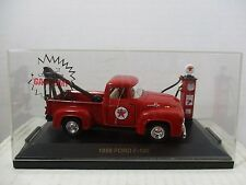 1/43 SCALE ROAD CHAMPS 1956 TEXACO FORD F-100