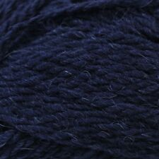 PATONS INCA KNITTING YARN - NAVY
