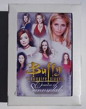 BUFFY THE VAMPIRE SLAYER WOMEN OF SUNNYDALE FULL TRADING CARD SET 90 CARDS. 2004