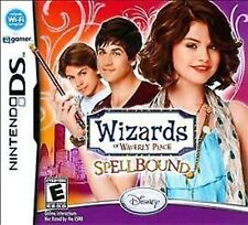 Wizards of Waverly Place Spellbound COMPLETE Nintendo DS DSI XL LITE 3 3DS 2 2DS