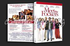 Meet The Fockers (DVD 2004 Widescreen) Ben Stiller Robert De Niro Dustin Hoffman