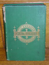 1874 1st Edition - From The Earth To The Moon - Jules Verne - American Gun Club