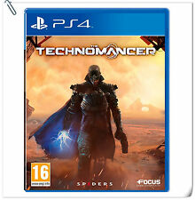 PS4 The Technomancer SONY PLAYSTATION RPG Games Focus Home Interactive