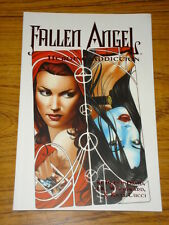 FALLEN ANGEL HEROINE ADDICTION GRAPHIC NOVEL BILL TUCCI 9781600101564