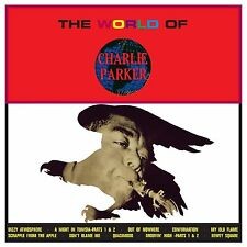 THE WORLD OF CHARLIE PARKER - ORIGINALS - CD FREE POST IN UK