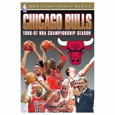 NBA Champions 1996 1997 Chicago Bulls [DVD] NEU Michael Jordan Scottie Pippen